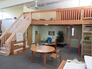 Extended Care space