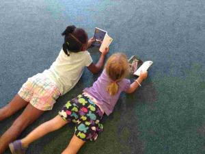 Summer Camp Reading Buddies
