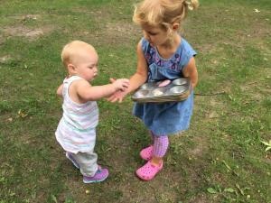 Summer Camp Outdoor Play