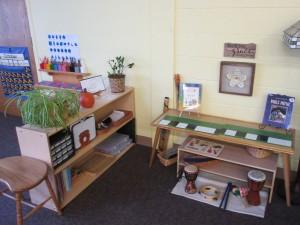 Children's House Classroom