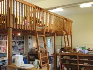 Elementary classroom loft