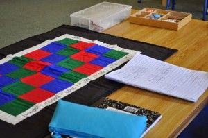 Elementary math materials
