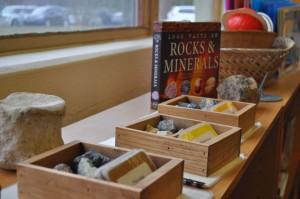 Elementary materials